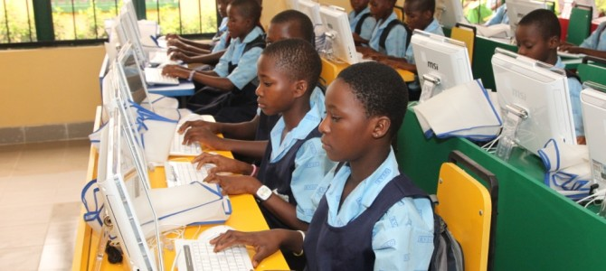 ICT Centre for Lagos State Model Primary School