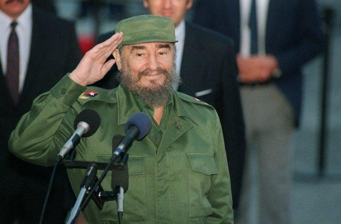 Fidel Castro's funeral