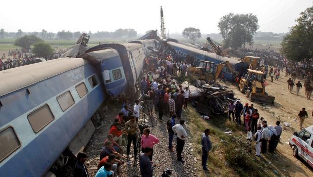 indian train crash