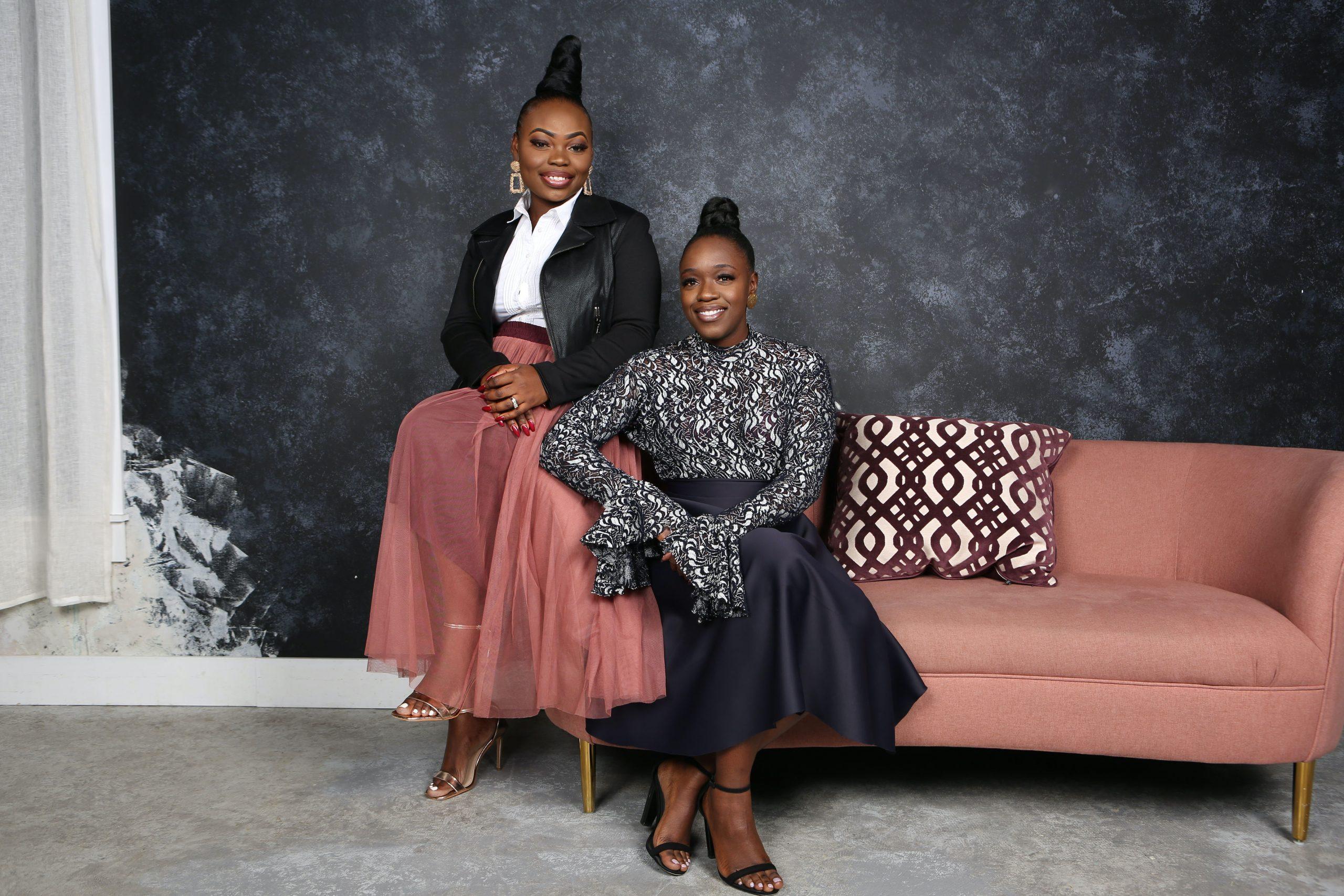 Femmebnb Inc. Co-Founders, Yaa Birago and Diana Obeng